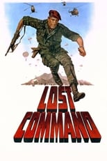 Lost Command (1966) Box Art