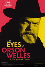 Poster for The Eyes of Orson Welles