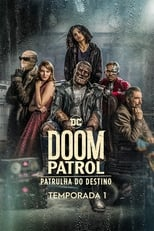 Patrulha do Destino 1ª Temporada Completa Torrent Dublada e Legendada