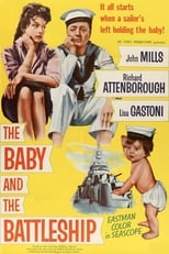 The Baby and the Battleship (1956) Box Art