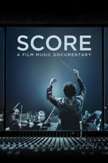 Poster for Score: A Film Music Documentary