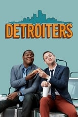 Detroiters 1ª Temporada Completa Torrent Legendada