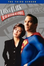 Lois & Clark – As Novas Aventuras do Superman 3ª Temporada Completa Torrent Dublada e Legendada