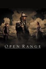 Open Range (2003) Box Art