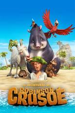 As Aventuras de Robinson Crusoé (2016) Torrent Dublado e Legendado