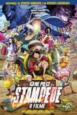 One Piece: Stampede (2019) Torrent Legendado