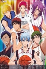 Kuroko no Basket 2ª Temporada Completa Torrent Legendada