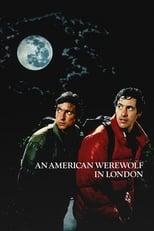 An American Werewolf in London (1981) Box Art
