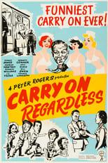 Carry On Regardless (1960) Box Art