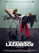 Poster for The Death of Mr. Lazarescu