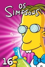 Os Simpsons 16ª Temporada Completa Torrent Dublada