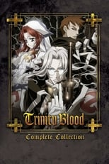 Poster anime Trinity Blood Sub Indo