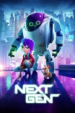 Next Gen (2018) Torrent Dublado e Legendado