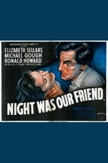 Night Was Our Friend (1952) Box Art