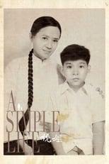 Poster van A Simple Life