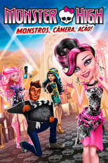 Monster High: Monstros, Câmera, Ação! (2014) Torrent Dublado e Legendado