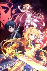 Nonton anime Sword Art Online: Alicization – War of Underworld Sub Indo