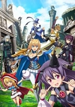 Poster anime Hangyakusei Million Arthur 2nd SeasonSub Indo