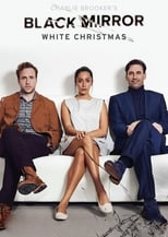 Official movie poster for Black Mirror: White Christmas (2014)