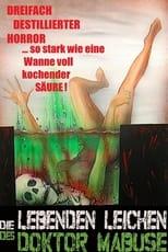 Die lebenden Leichen des Dr. Mabuse