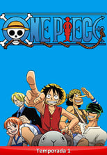 One Piece Wan pîsu 1ª Temporada Completa Torrent Legendada