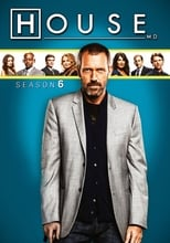 Dr. House 6ª Temporada Completa Torrent Dublada e Legendada