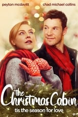 The Christmas Cabin (2018) box art