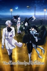 Poster anime Vanitas no Karte Sub Indo
