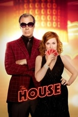 Official movie poster for The House (2017)