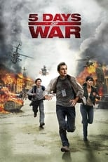 Image 5 Days of War (2011)