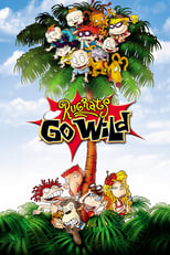 Rugrats Go Wild (2003) Box Art