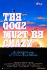 VER Los dioses deben estar locos (1980) Online Gratis HD