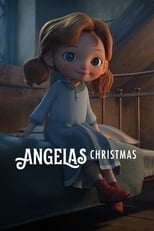 Angela's Christmas poster