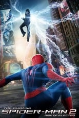 Filmposter: The Amazing Spider-Man 2: Rise of Electro