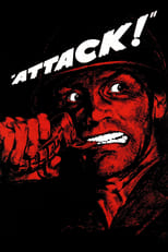 Attack! (1956) Box Art