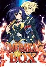 Poster anime Medaka BoxSub Indo