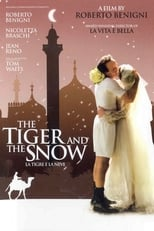 Poster for The Tiger and the Snow