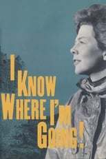 I Know Where I'm Going! (1945) Box Art