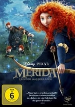 Filmposter: Merida - Legende der Highlands