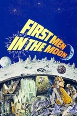 First Men in the Moon (1964) Box Art