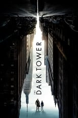 Official movie poster for The Dark Tower (2017)