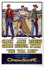 Image The Tall Men (1955)