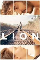 Official movie poster for Lion (2016)