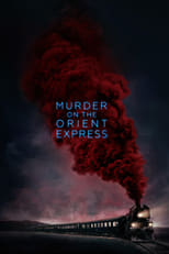 Official movie poster for Murder on the Orient Express (2017)