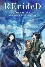 Poster anime RErideD: Tokigoe no DerridaSub Indo