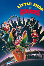 Official movie poster for Little Shop of Horrors (1986)