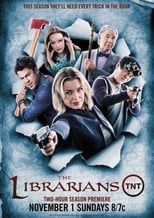 The Librarians 2ª Temporada Completa Torrent Dublada e Legendada