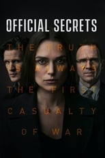 Film Official Secrets streaming