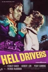 Hell Drivers (1957) Box Art