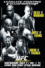 UFC 73: Stacked